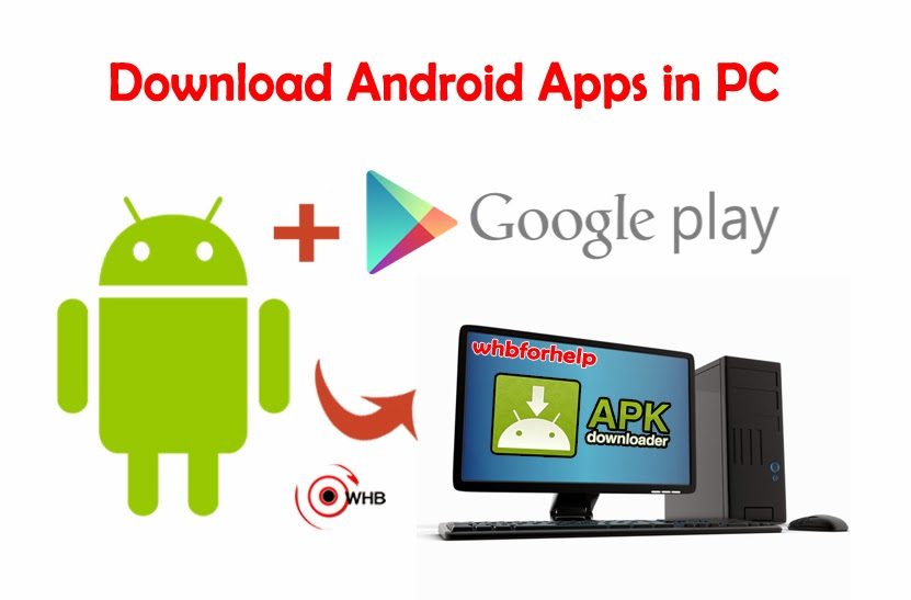how to download android apps in pc