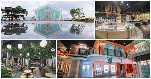 台中東區|台中秀泰生活站前店S2館|水晶教堂|小書房|逛街|看電影|美食|遊樂場|一次滿足