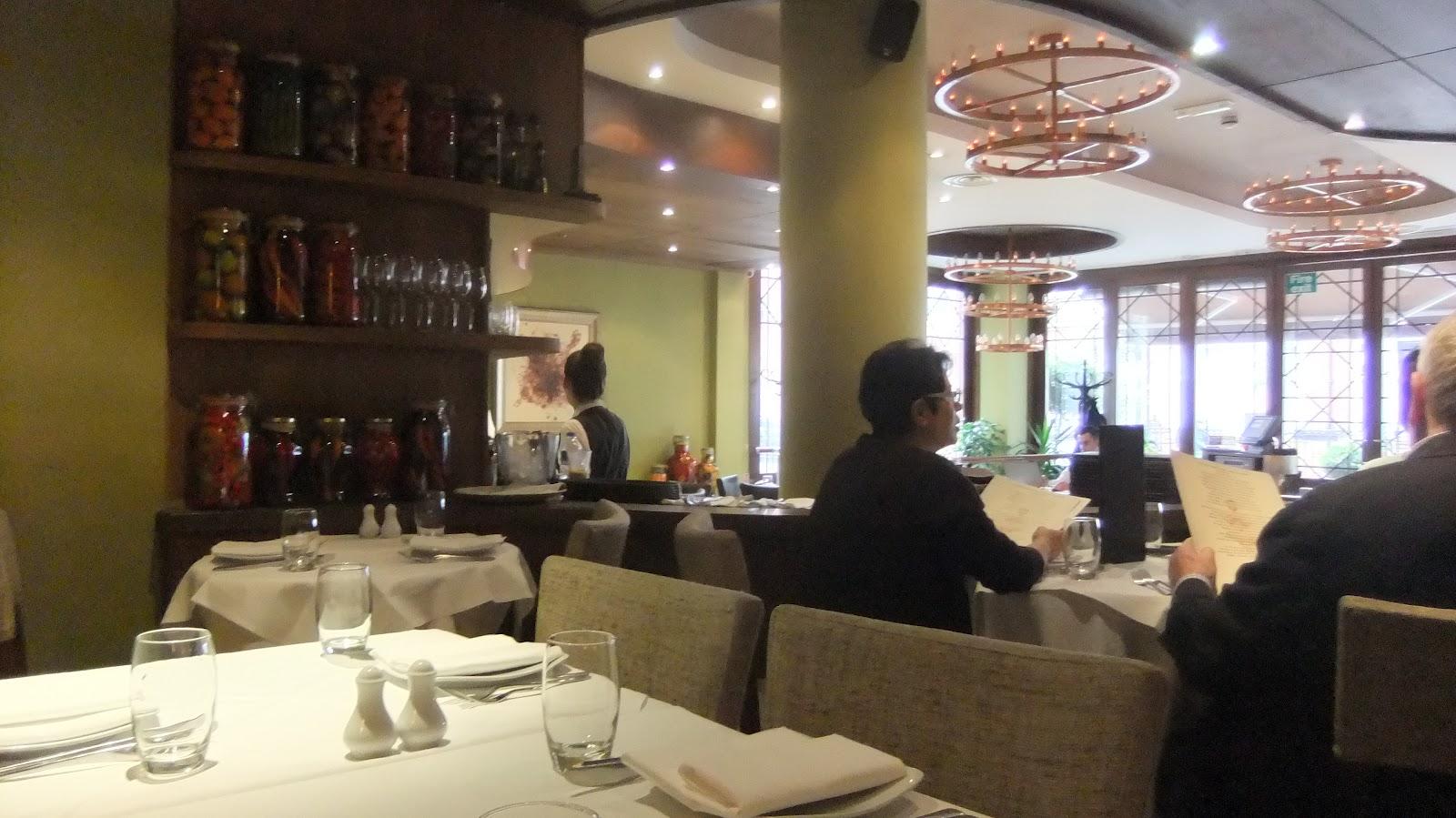 Ishtar Restaurant Baker Street