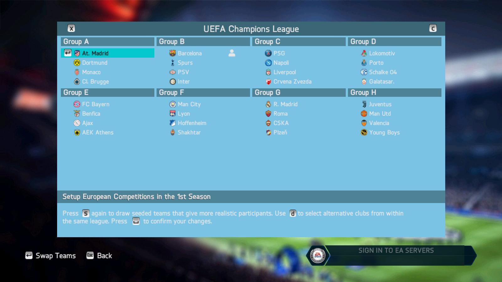 FIFA 19 MOD FOR FIFA 14 ☆ FIFA 19 Theme, Kits, Transfers