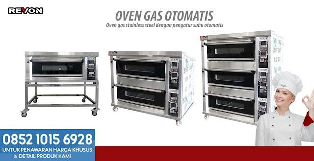 Jual Oven Gas Otomatis di Kalimantan Timur