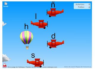 http://www.vedoque.com/juegos/mecano/avion-mecanografo.html