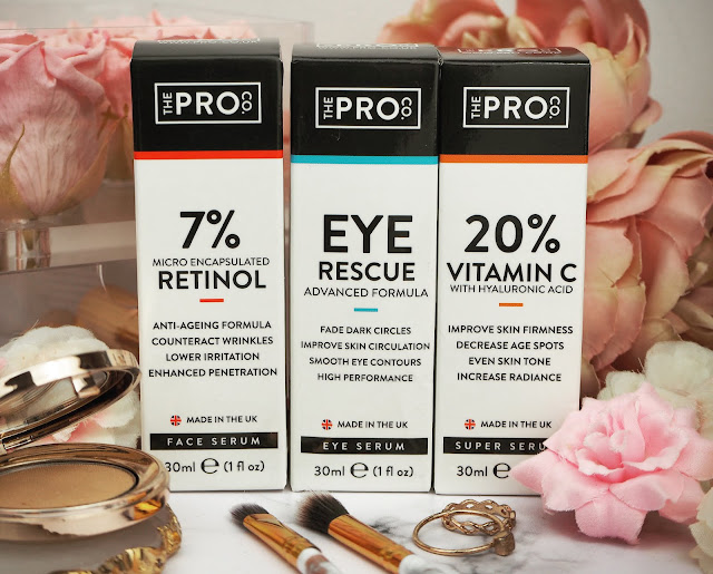 Trying Pro Co Skincare with 20% Off Lovelaughslipstick Blog