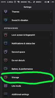 Memory Internal HP Android Cepat Penuh