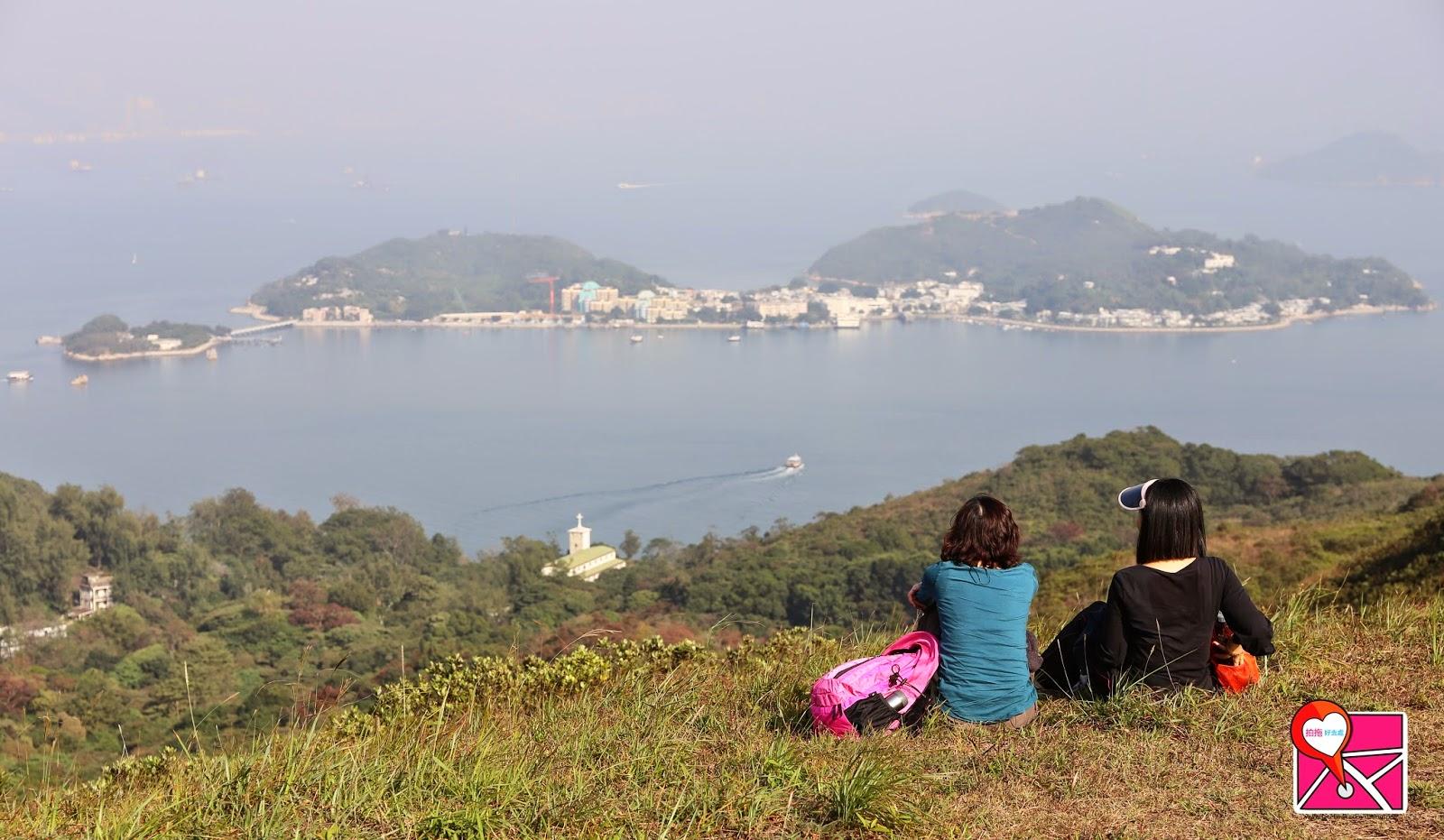 梅窩 愉景灣