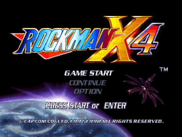 game này có tên g?i là Megaman X4 hay còn g?i là Rockman x4