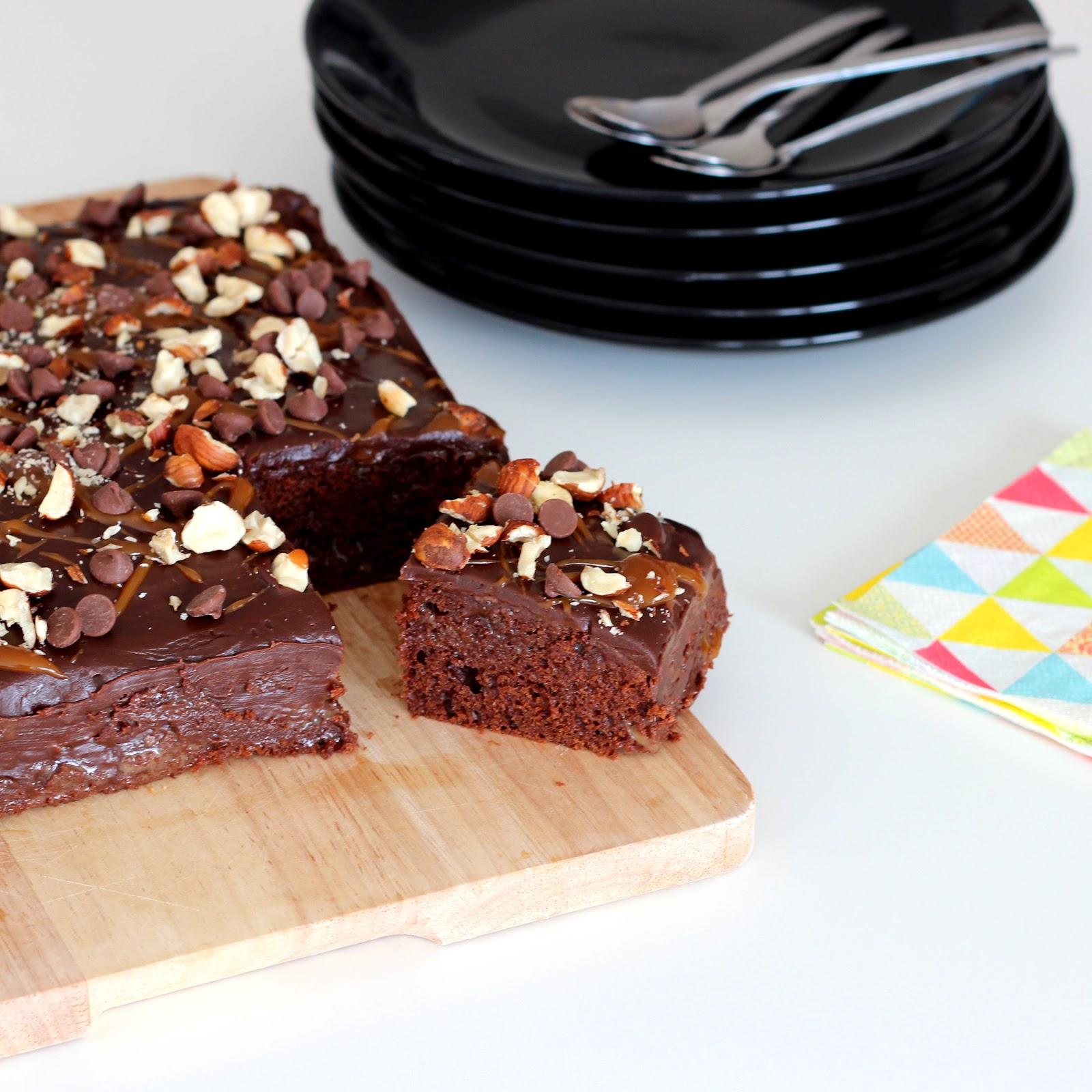 Cake Au Chocolat En Pot A Confiture