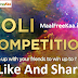 Holi Contest Win Free Cash Prize Worth Rs 5000