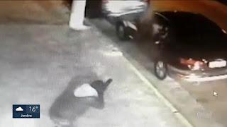 Vídeo mostra execução de homem em carro blindado com mais de 100 tiros de fuzil