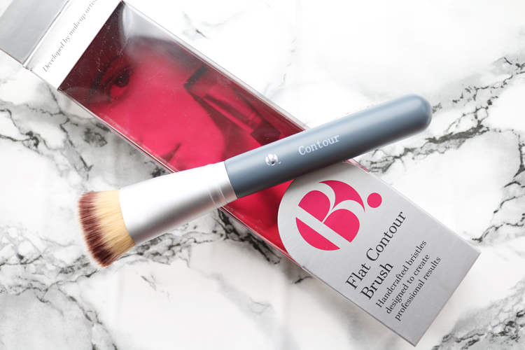B. Flat Contour Brush review