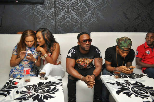 n Don Jazzy, Tiwa Savage, others @ The Place for #MTNCelebDouble rave
