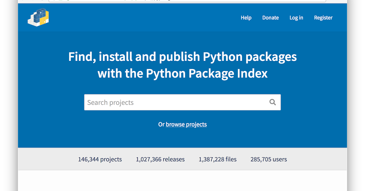 Python Software Foundation News: Redesigning the Python Package Index