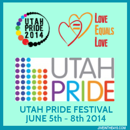 Gay Pride Utah June 2014