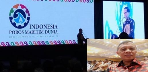 Sekda, Selayar,  Jokowi ,Ingin, Indonesia, Jadi ,Poros Maritim Dunia