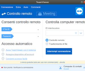 """TeamViewer: risolvere l'errore  """"Non pronto. Verificare la connessione"""" su Linux"""