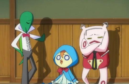 The Memoirs of a Bleach Zealot: Throwback #6 - Plushy (Anime