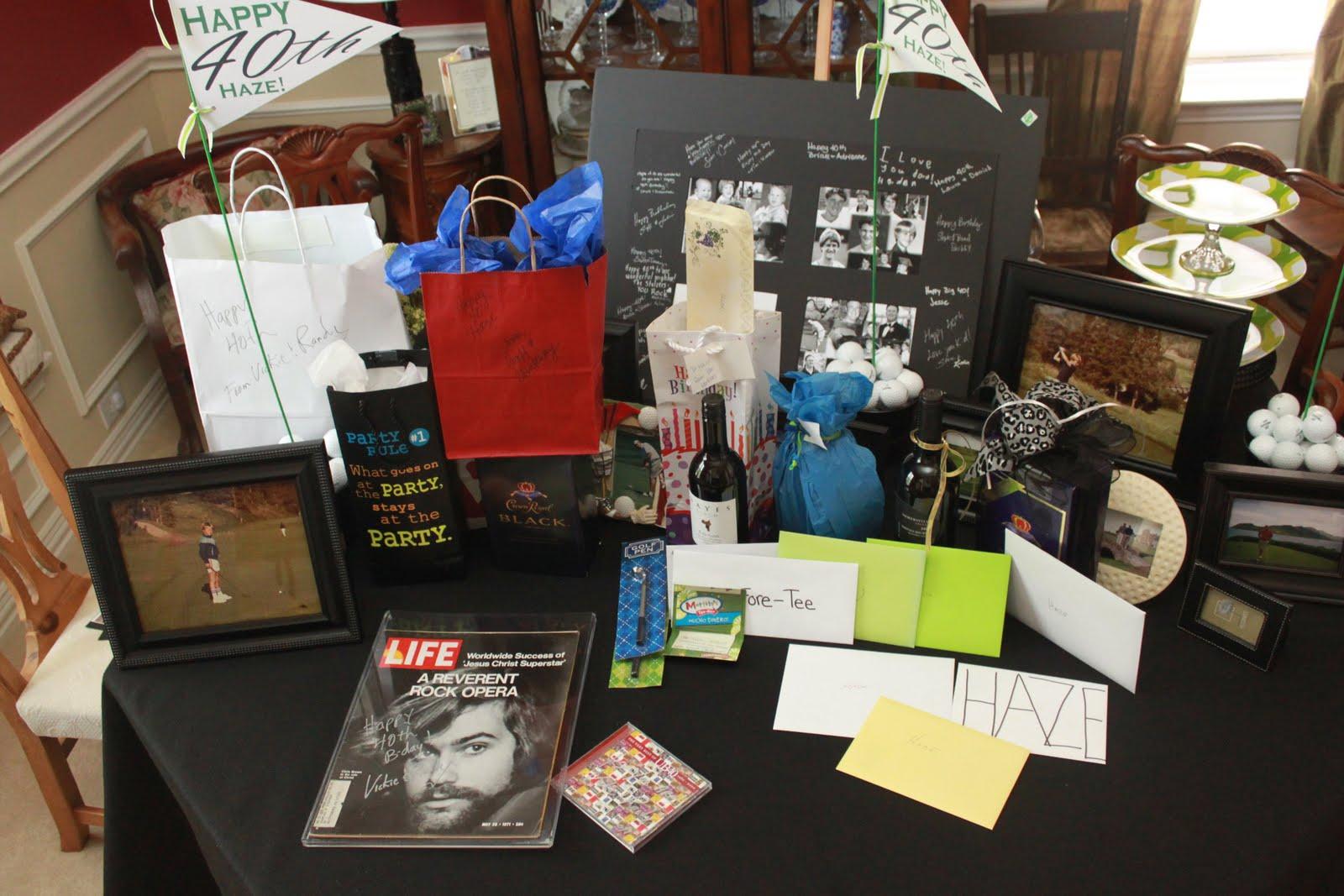 40 birthday gift ideas for husband eskayalitim