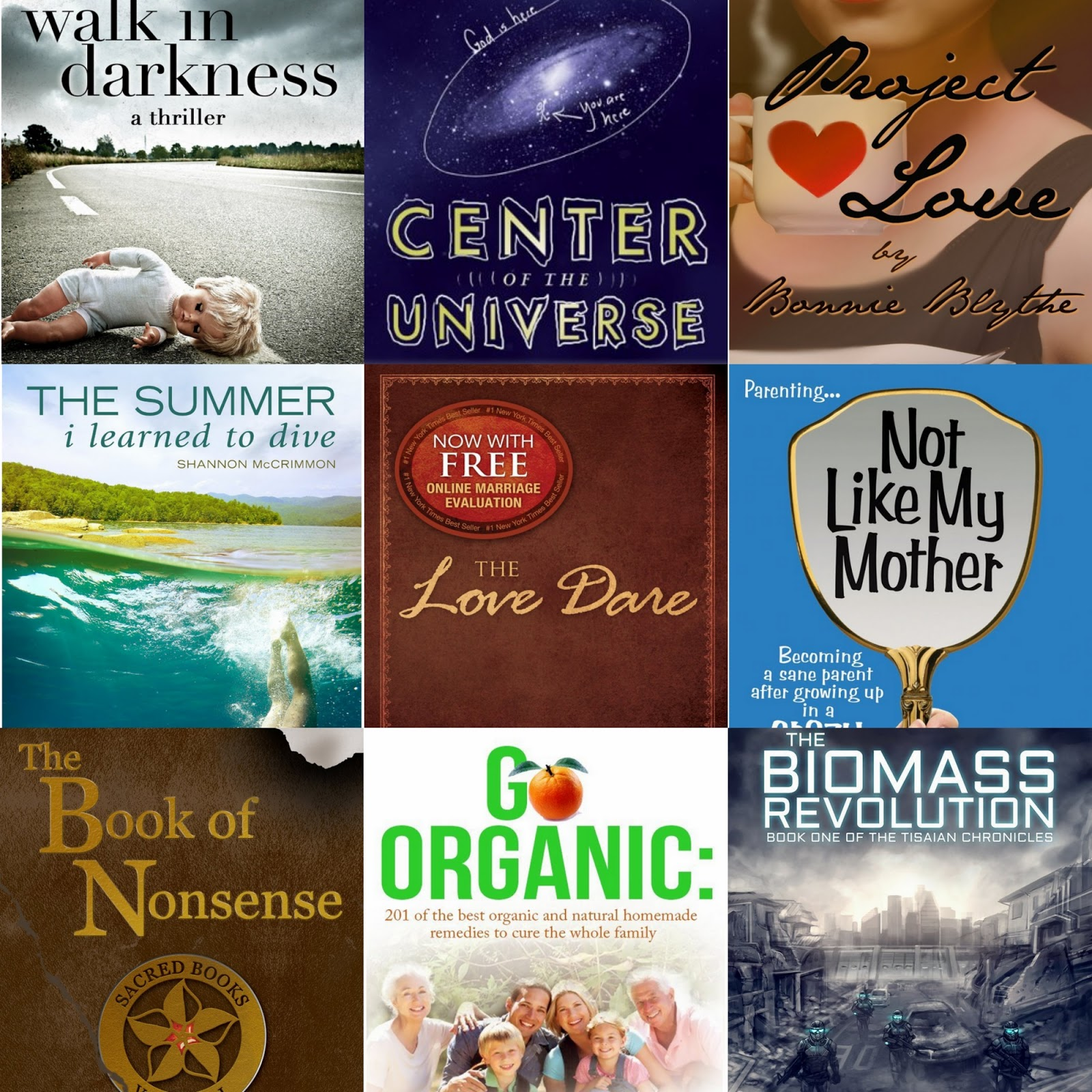 FREE Amazon Kindle eBook Downloads for 07/08/2013 - NorCal