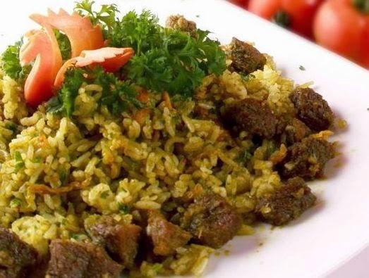 nasi goreng kambing enak