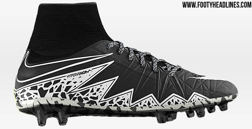 new product 1e69e ea5eb Nike Hypervenom Phantom II Leather - Light Bone  Black