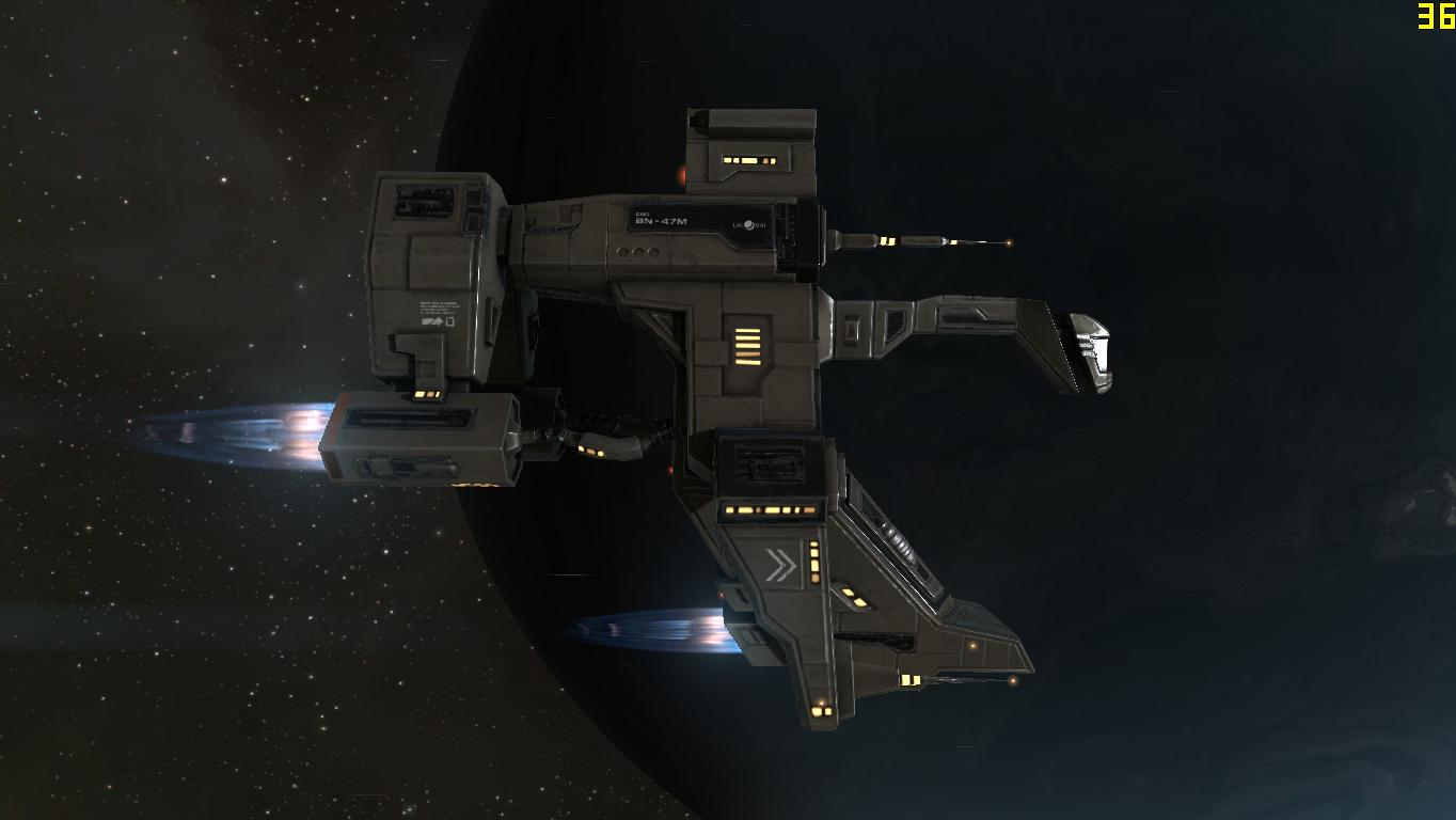Sand, Cider and Spaceships: Screenshots - New Logi Frigates
