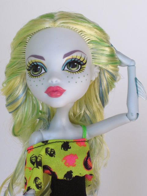 Monster High Skultimate Roller Maze Lagoona The Toy Box