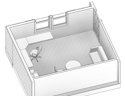 BIM Chapters: Creating Wall Baseboard in Revit - Option 1