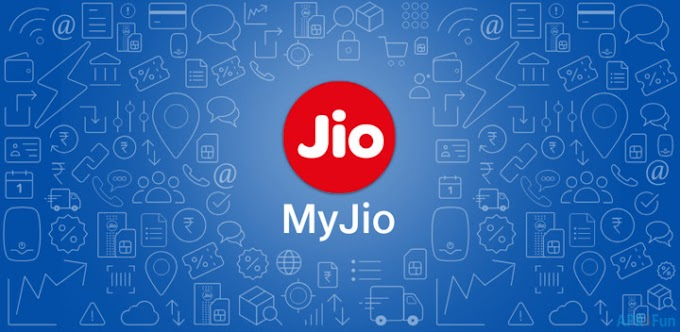 Install myjio Apk and access it features