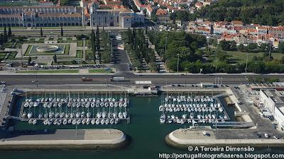 Lisboa - Belém - Doca de Belém