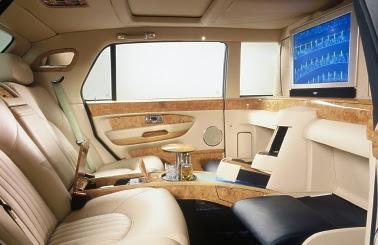 Sports Cars Bmw Limousine Interior
