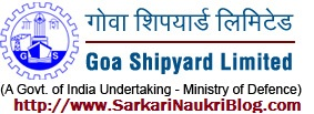 Naukri Vacancy Recruitment in Goa Shipyard