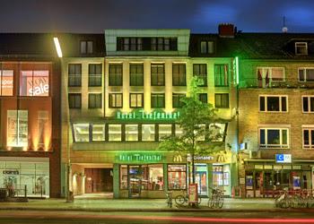 Empfehlung Hotel Tiefenthal Hamburg