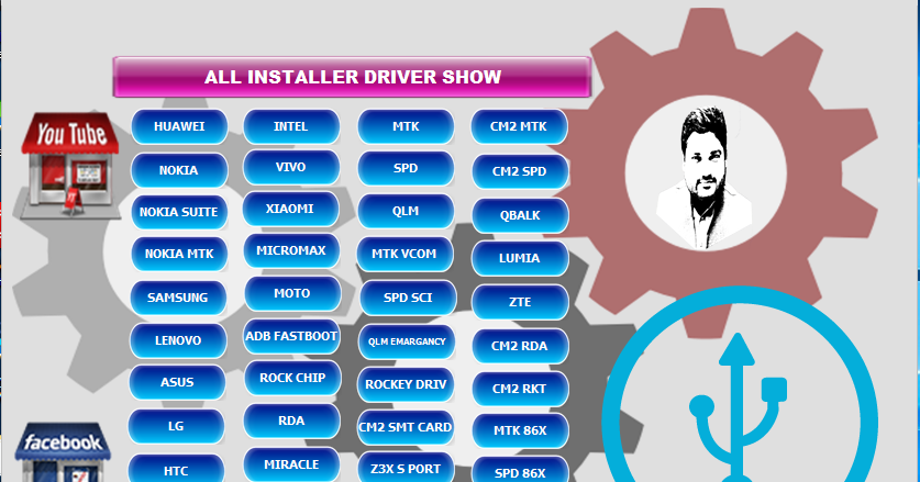 All Driver Pack 2019 By Milon Vai Mobile Repair Supporter