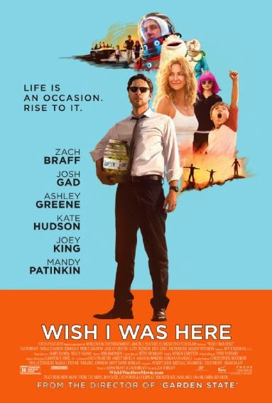 Download Films Wish I Was Here (2014) 720p Bluray