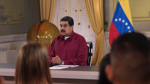 Maduro a la oposición: No más violencia, no más golpe de Estado