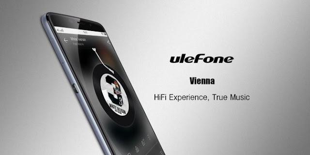 Ulefone Vienna, Smartphone Musik dengan Kualitas Suara Spesial