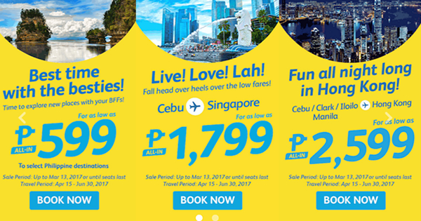 cebu pacific 599 promo 2017
