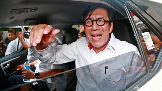 Menkum Paparkan Alasan Ahok Tak Dieksekusi ke Lapas Cipinang