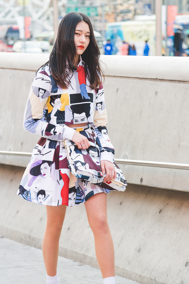Korean dress up style savvy