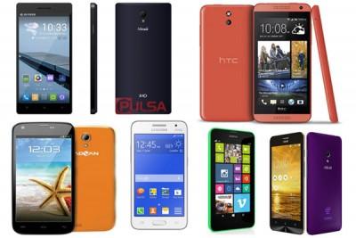 6 Smartphone Baru Mulai Jejali Pasar
