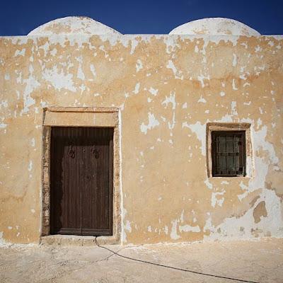Barracón en Borj el Kebir en Djerba