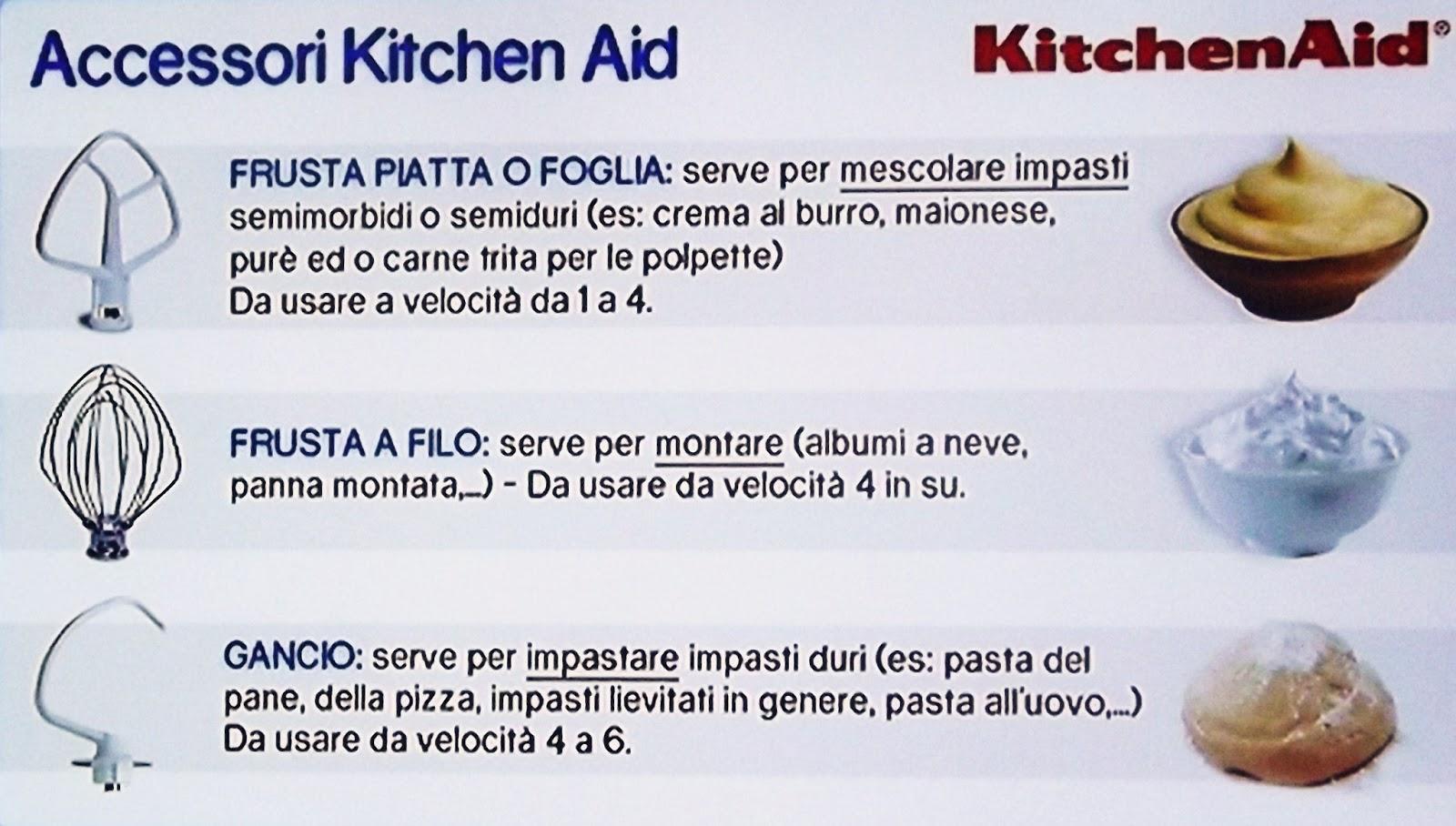 Ricetta Maionese Kitchenaid.Le Cerase E I Mostaccioli Cucina E Semplicita Kitchenaid Artisan