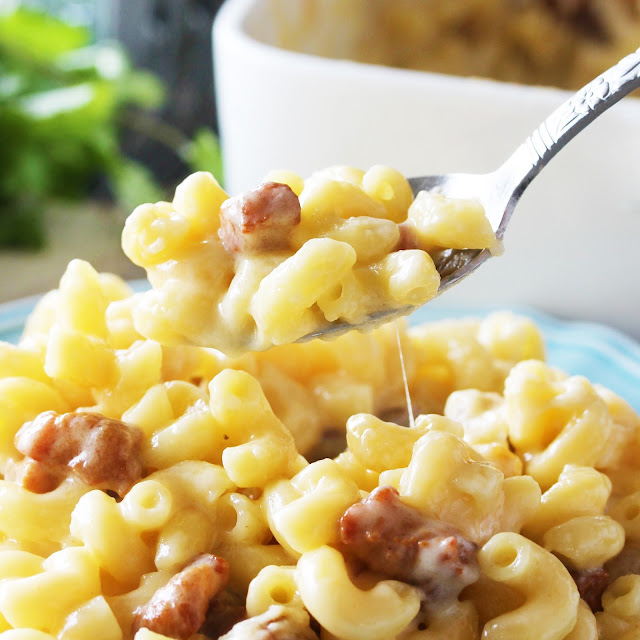 Gourmet Bacon Mac and Cheese