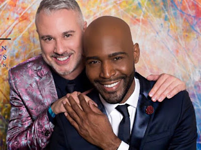 Karamo Brown Proposed to His Boyfriend In the Sweetest Way—See the Rings