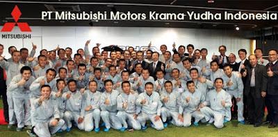 Lowongan Kerja Jobs : Plant Engineering Senior Operator, Secretary of President Director, Purchasing Staff Lulusan Min SMA SMK D3 S1 PT Mitsubishi Motors Krama Yhuda Indonesia (MMKI)