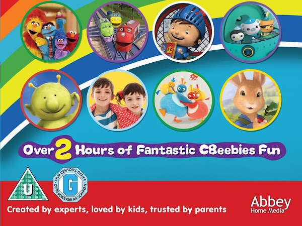 CBeebies Play Time DVD Giveaway
