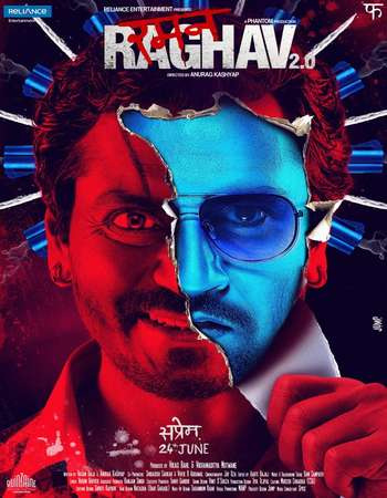 Raman Raghav 2.0 2016 Hindi 160MB pDVD HEVC Mobile