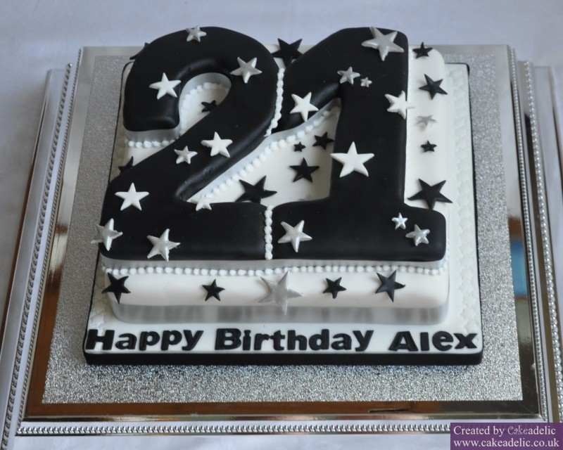 Birthday Cake Designs Male