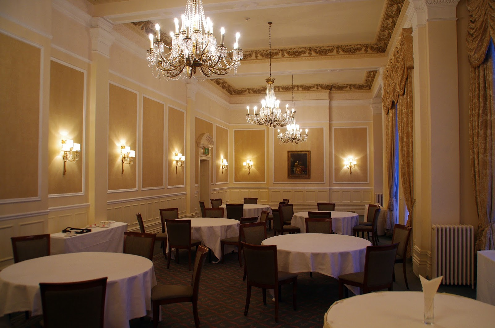 The Grand Hotel Eastbourne Function Room