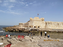 Fort Qaitbey, Alexandria (site of ancient Pharos Lighthouse)